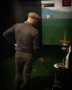 Sell golf services online