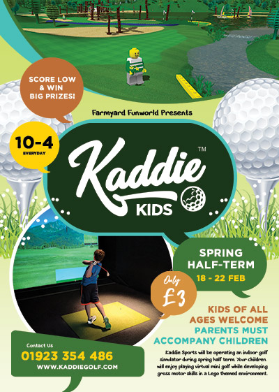Kaddie Kids Golf Club