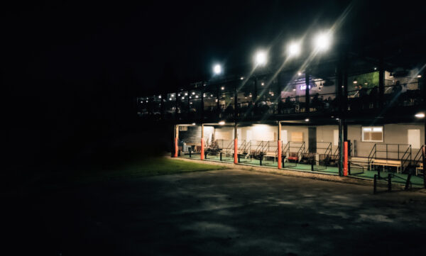 Bushey-Driving Range and V Lounge