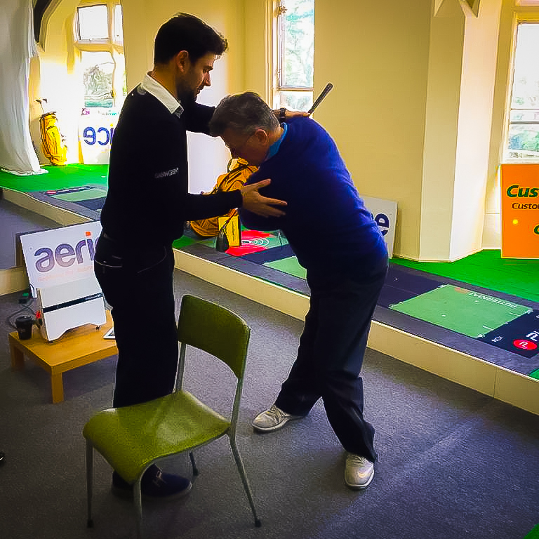 Mike Moore Golf Lessons in Hertfordshire