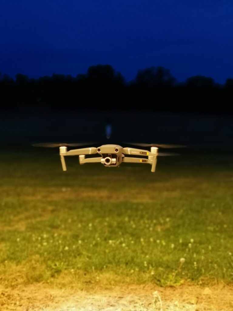 Golf Drone Services