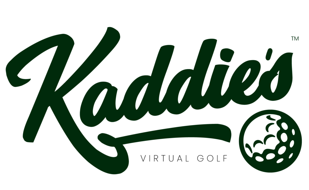 Kaddies Virtual Golf Logo
