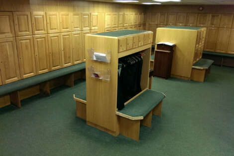 Chartridge Park Golf Club Changing Room