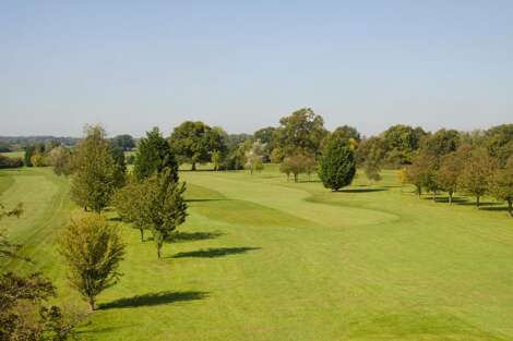 Chartridge Park Golf Club 2nd Hole